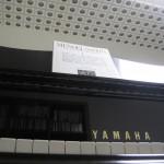 ピアノレッスン室天井防音