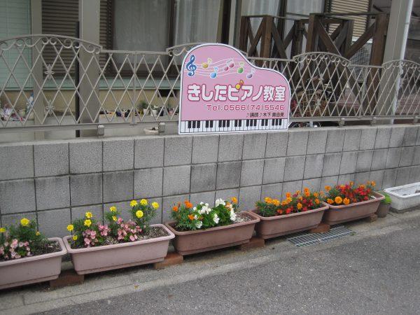 きしたピアノ教室 夏
