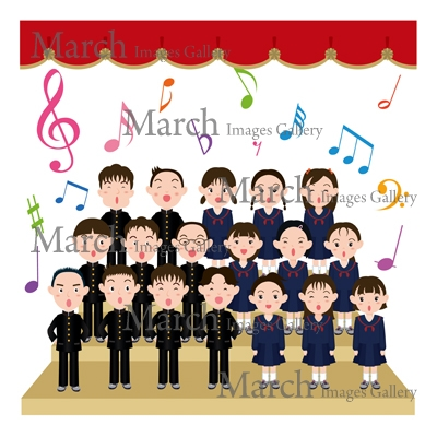 中学生の音楽 定期テスト