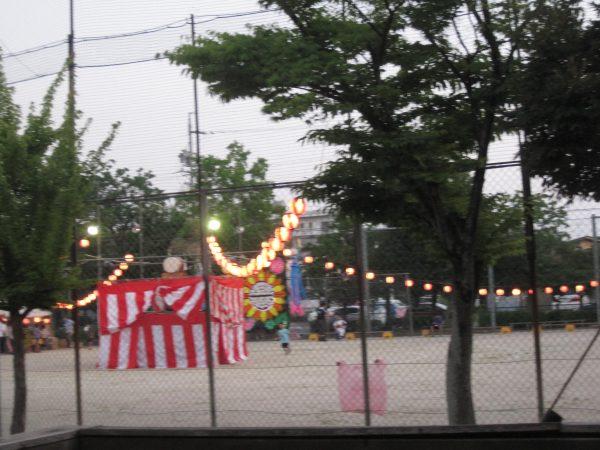 安城百石町盆踊り