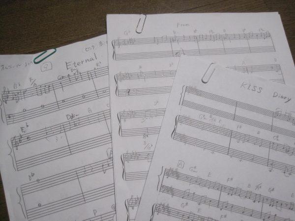 Hey!Say!JUMP ピアノ楽譜