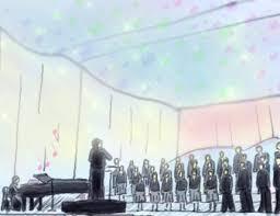 合唱のピアノ伴奏