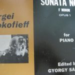 プロコフィエフ楽譜