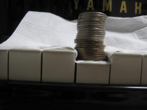 グランドピアノの実験2