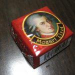 モーツァルトのチロルチョコ