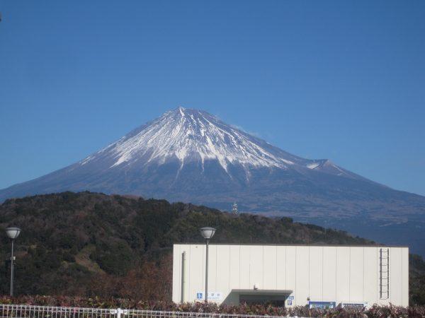 2018お正月富士山