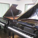 安城のきしたピアノ教室レッスン室
