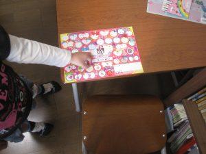 ピアノ教室出席カード6