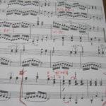 ツェルニー ピアノの練習